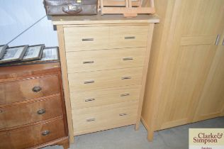 A G plan chest fitted two short over four long dra