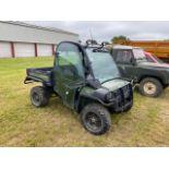 John Deere XUV diesel Gator. Registration PY15 ATN