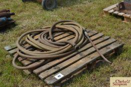 Compressor hose. M