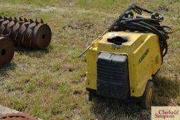 Karcher steam cleaner. Spares or repair. LH