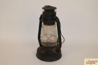 "A vintage ""Tornado"" lamp"