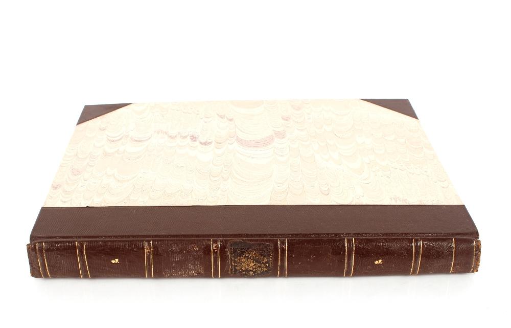 """A large folio bound volume, """"Peintures de Vases Antiques"""", Paris 1808"""