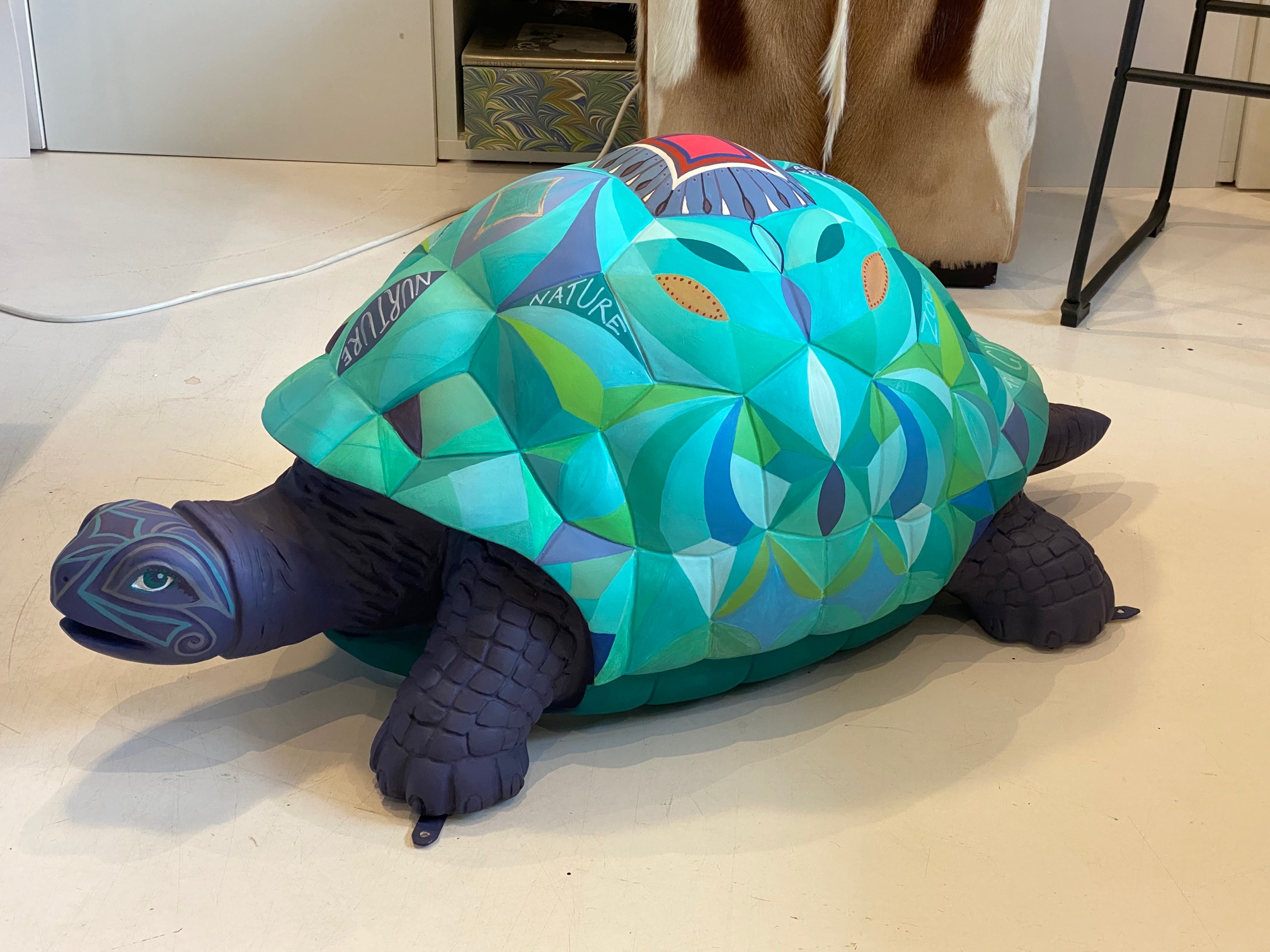 Armour d'Amour - What The Tortoise taught us - Image 3 of 7