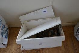 2x unused meter boxes.