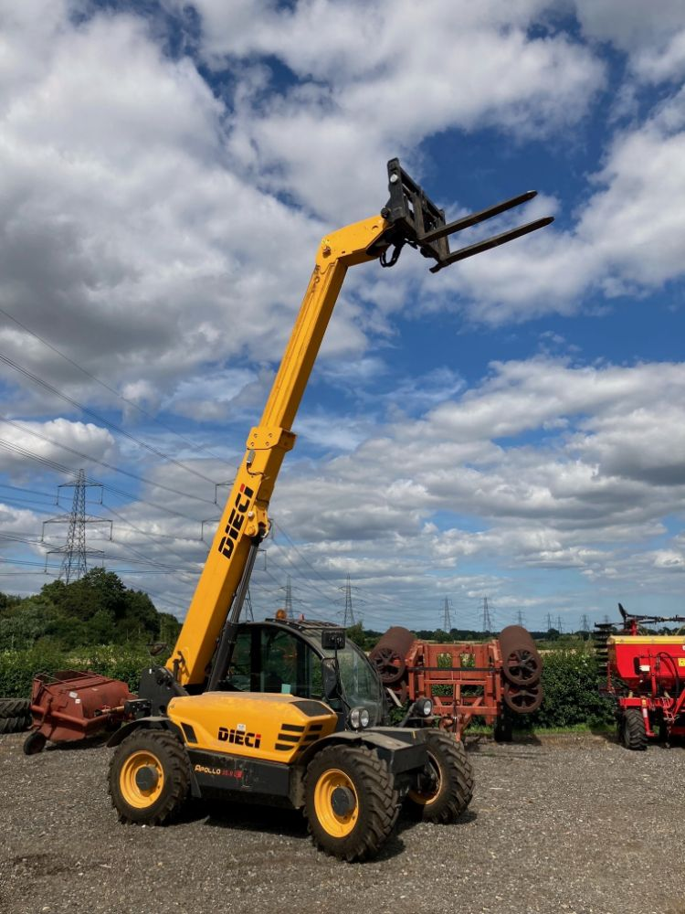 Timed Online Auction of Scaffolding, Builders Equipment, Materials, Plant & Farm Machinery