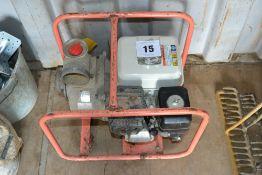 Honda petrol engine water pump. NO VAT.