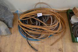 Quantity of hose.