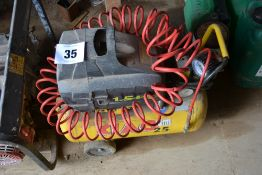 1.5HP 240v compressor.
