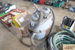 Nilfisk vacuum cleaner.