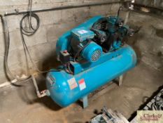 Rednal 3 phase workshop compressor. To be sold in