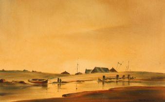 John Snelling, three unframed watercolour studies