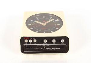 A Bush clock / radio