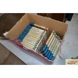 A set of Cordon Bleu cookery books