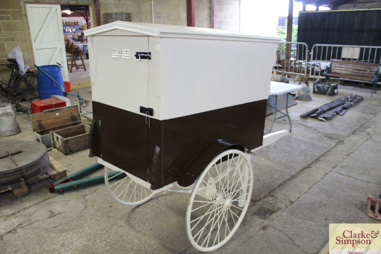 A bakers hand cart - Image 4 of 13