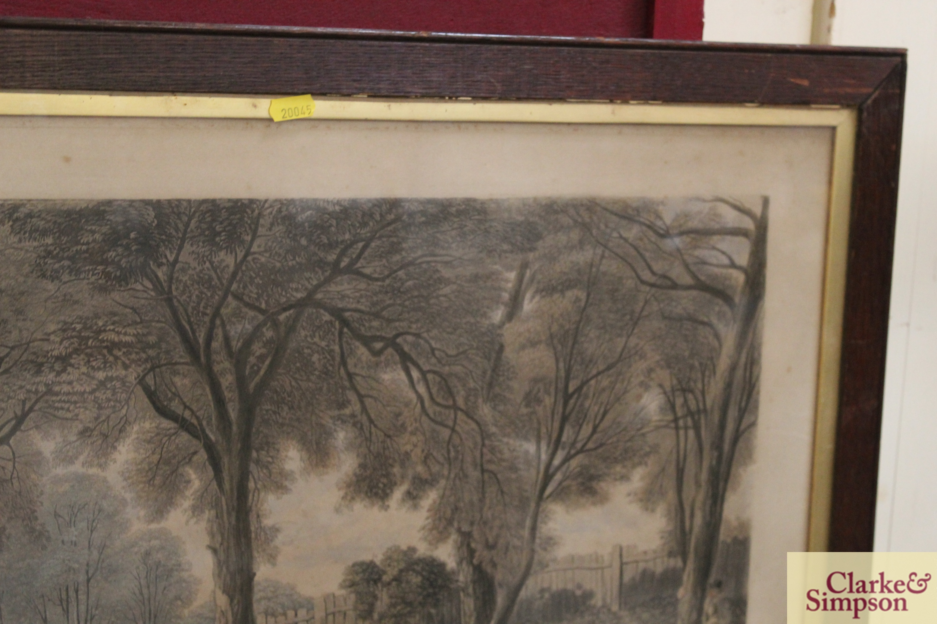 """A 19th Century lithograph """"Extraordinary Trotting - Image 4 of 6"""