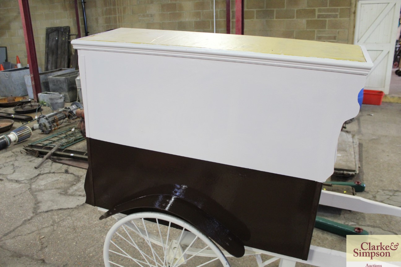 A bakers hand cart - Image 8 of 13