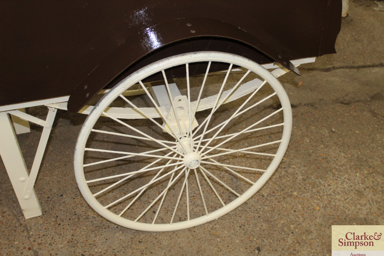 A bakers hand cart - Image 12 of 13