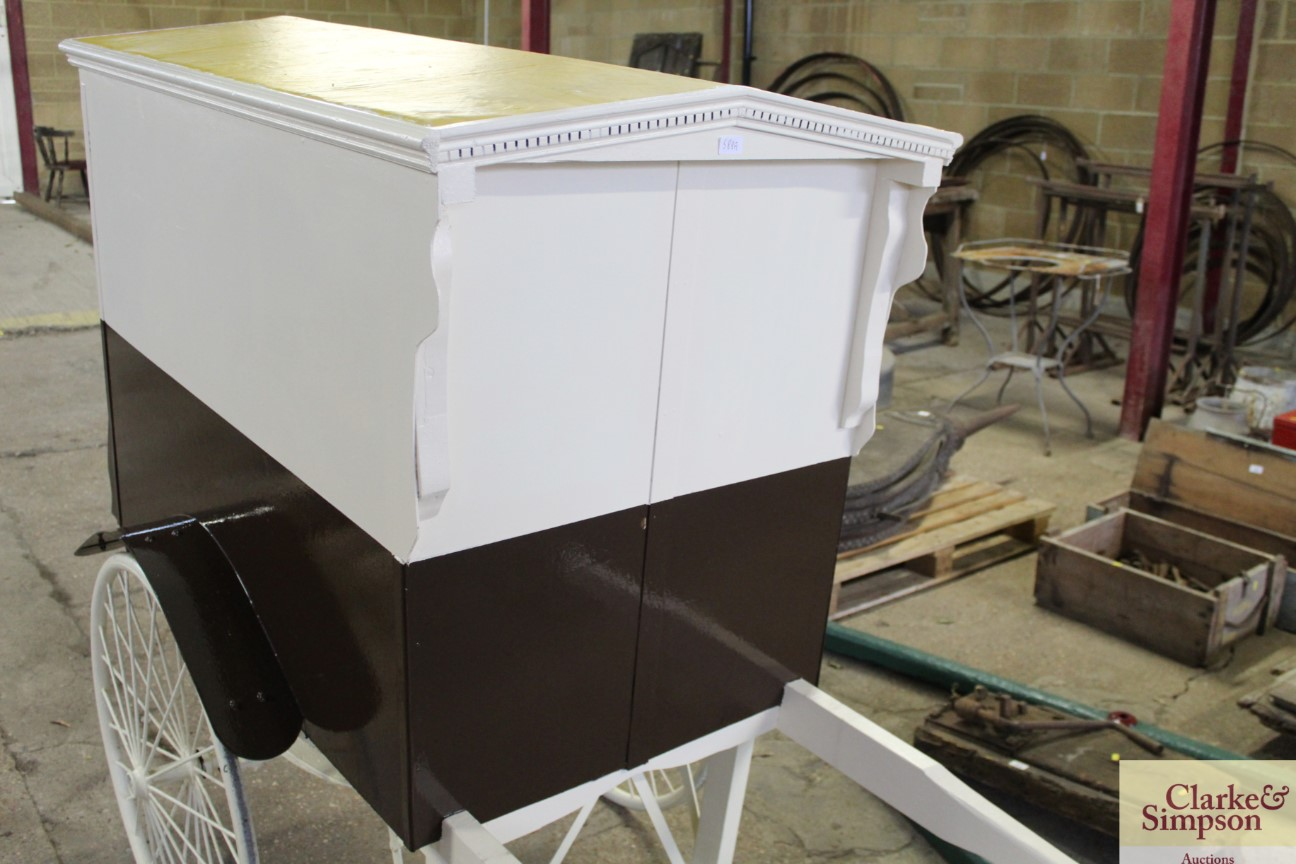 A bakers hand cart - Image 6 of 13