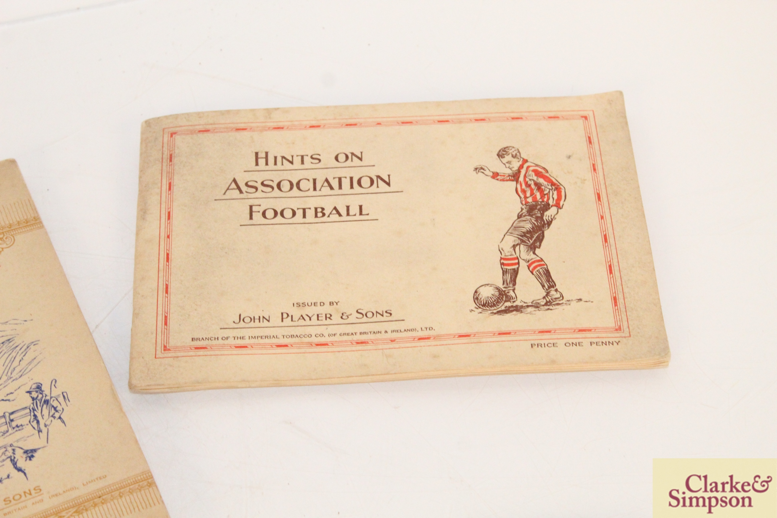 A vintage motorist's First Aid kit; various albums o - Image 4 of 9