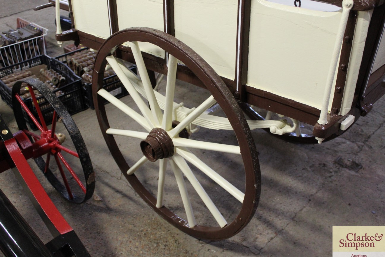 A builders hand cart - Image 10 of 12