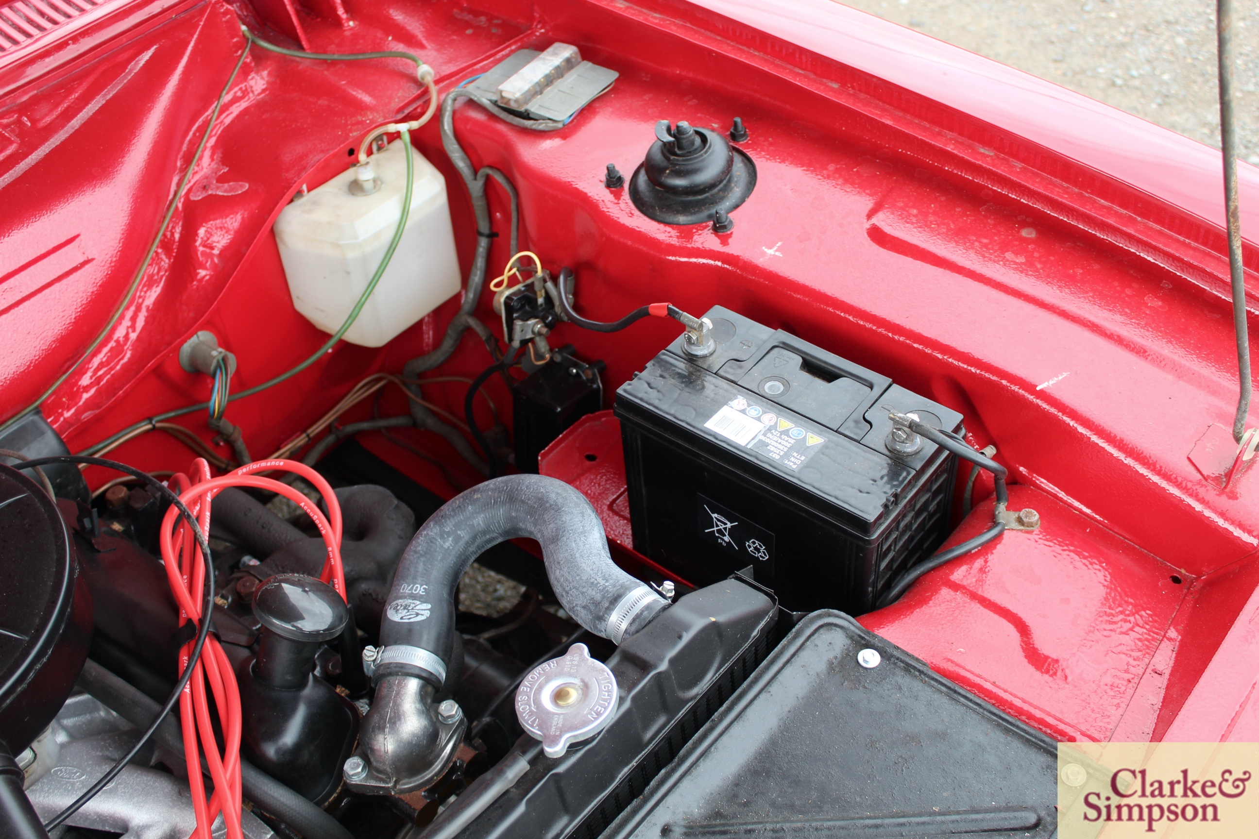 Ford Capri MK1 1300. Registration XBJ 188G. Date o - Image 37 of 65
