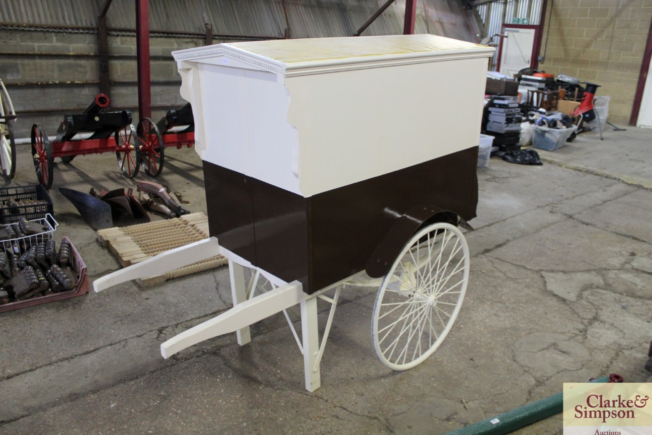 A bakers hand cart - Image 2 of 13