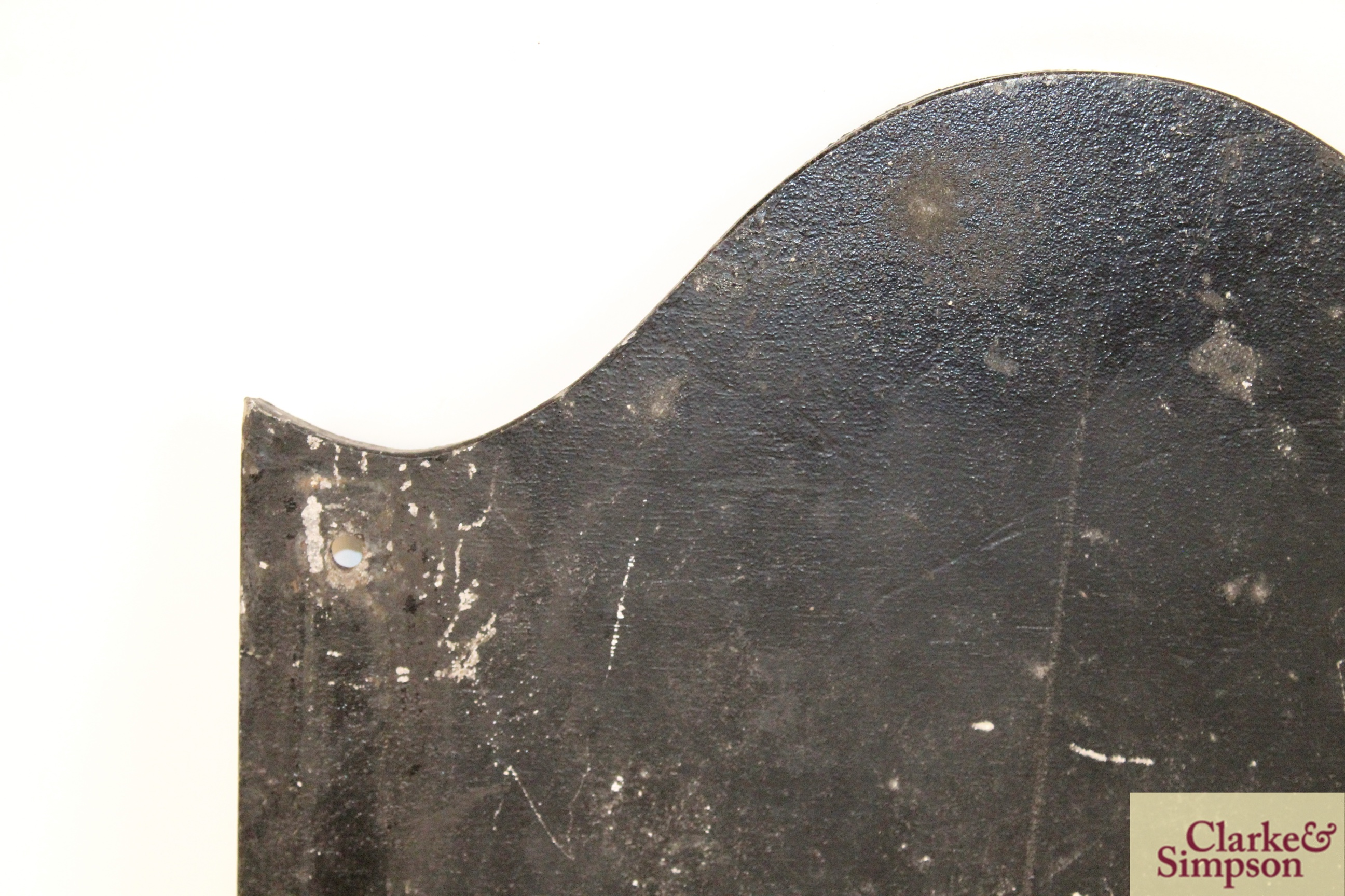 """A cast iron """"Golf Club"""" sign, approx. 15½"""" x 17"""" i - Image 7 of 10"""