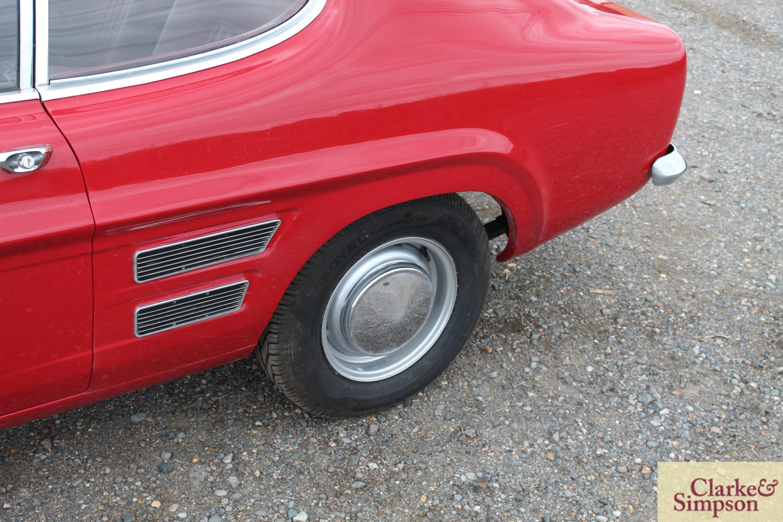 Ford Capri MK1 1300. Registration XBJ 188G. Date o - Image 26 of 65