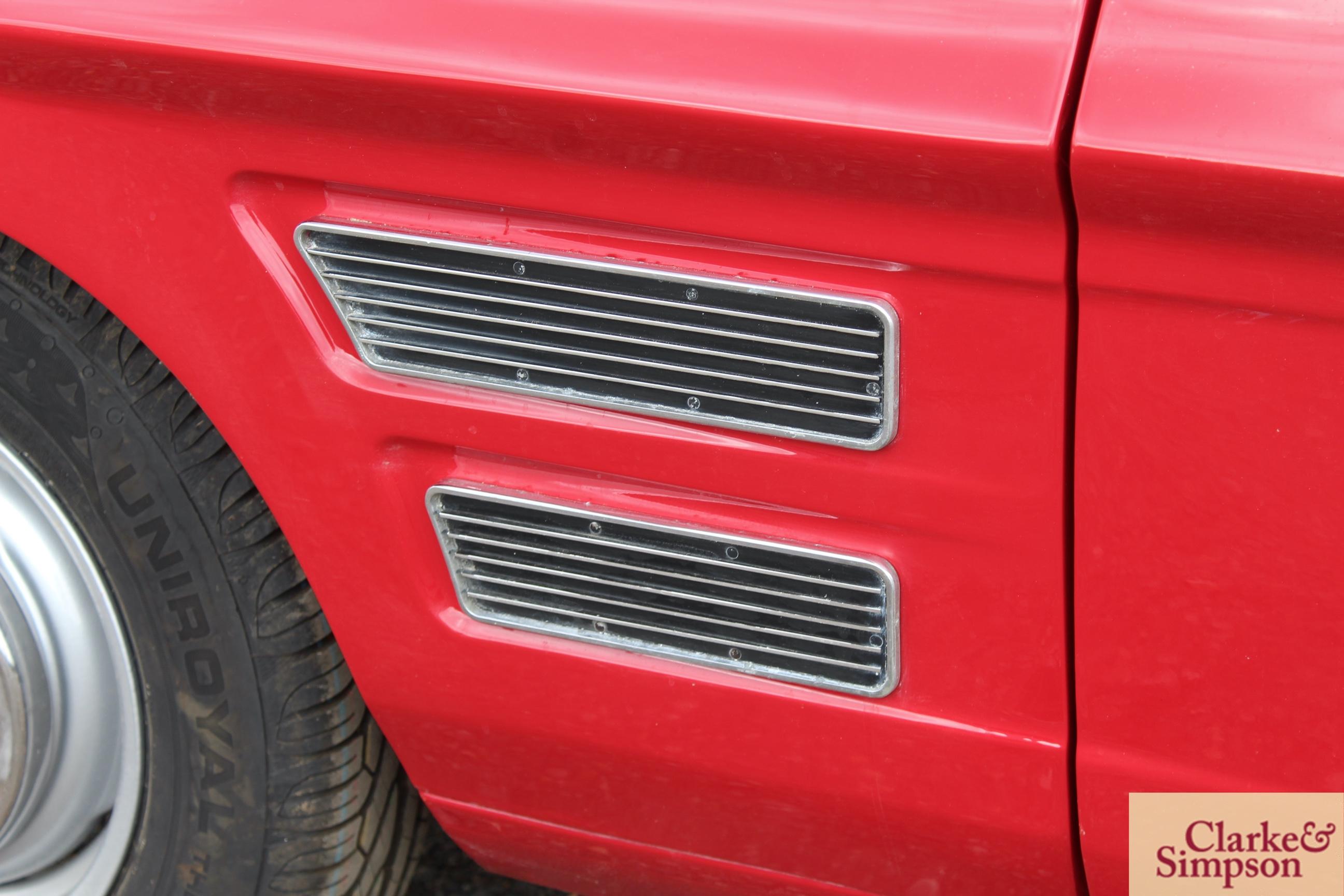 Ford Capri MK1 1300. Registration XBJ 188G. Date o - Image 18 of 65
