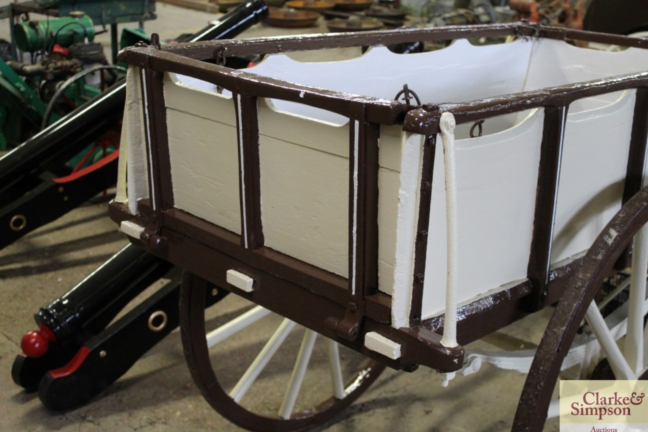 A builders hand cart - Image 9 of 12