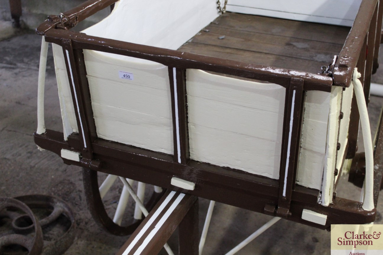 A builders hand cart - Image 7 of 12