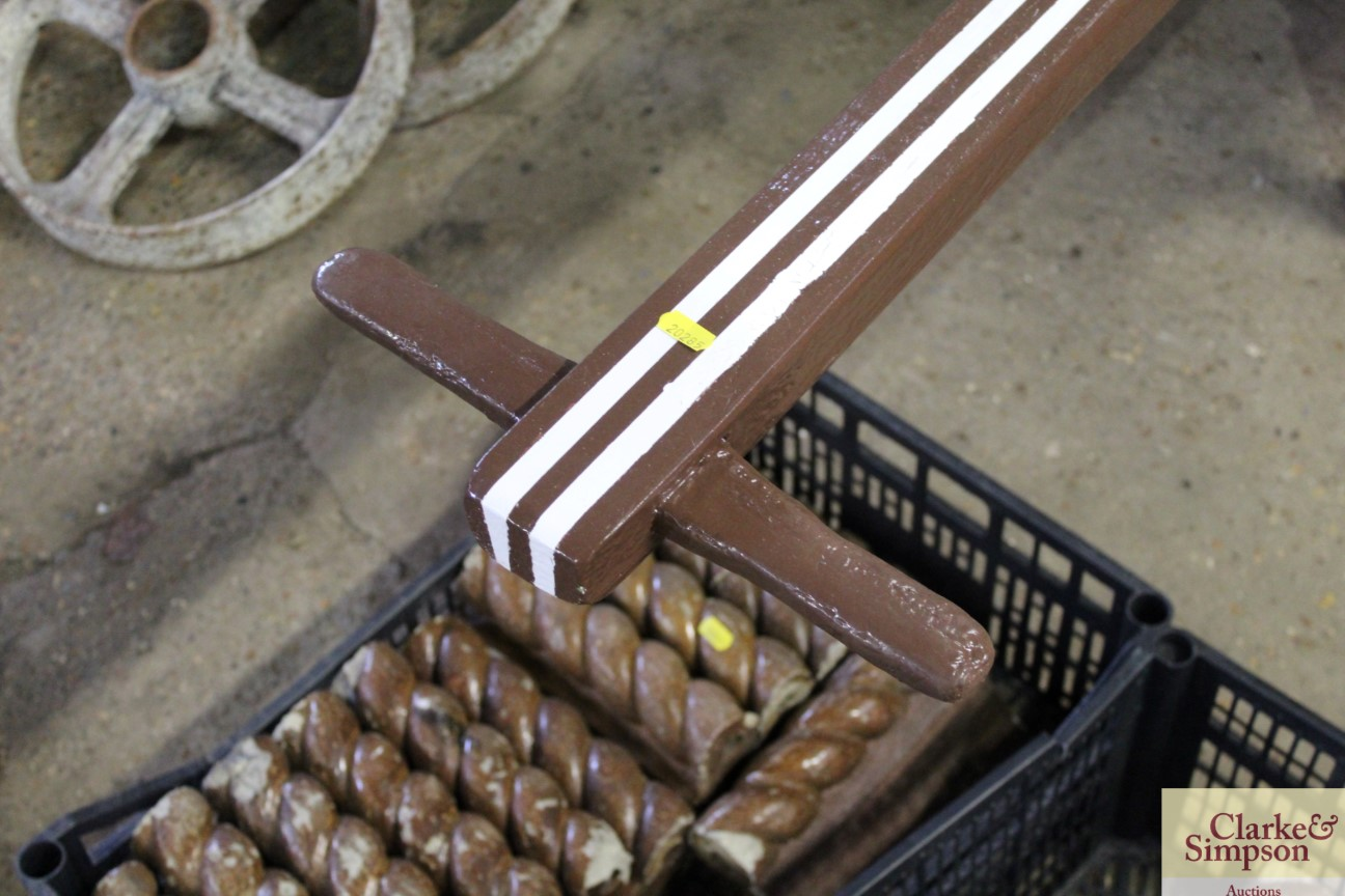 A builders hand cart - Image 5 of 12
