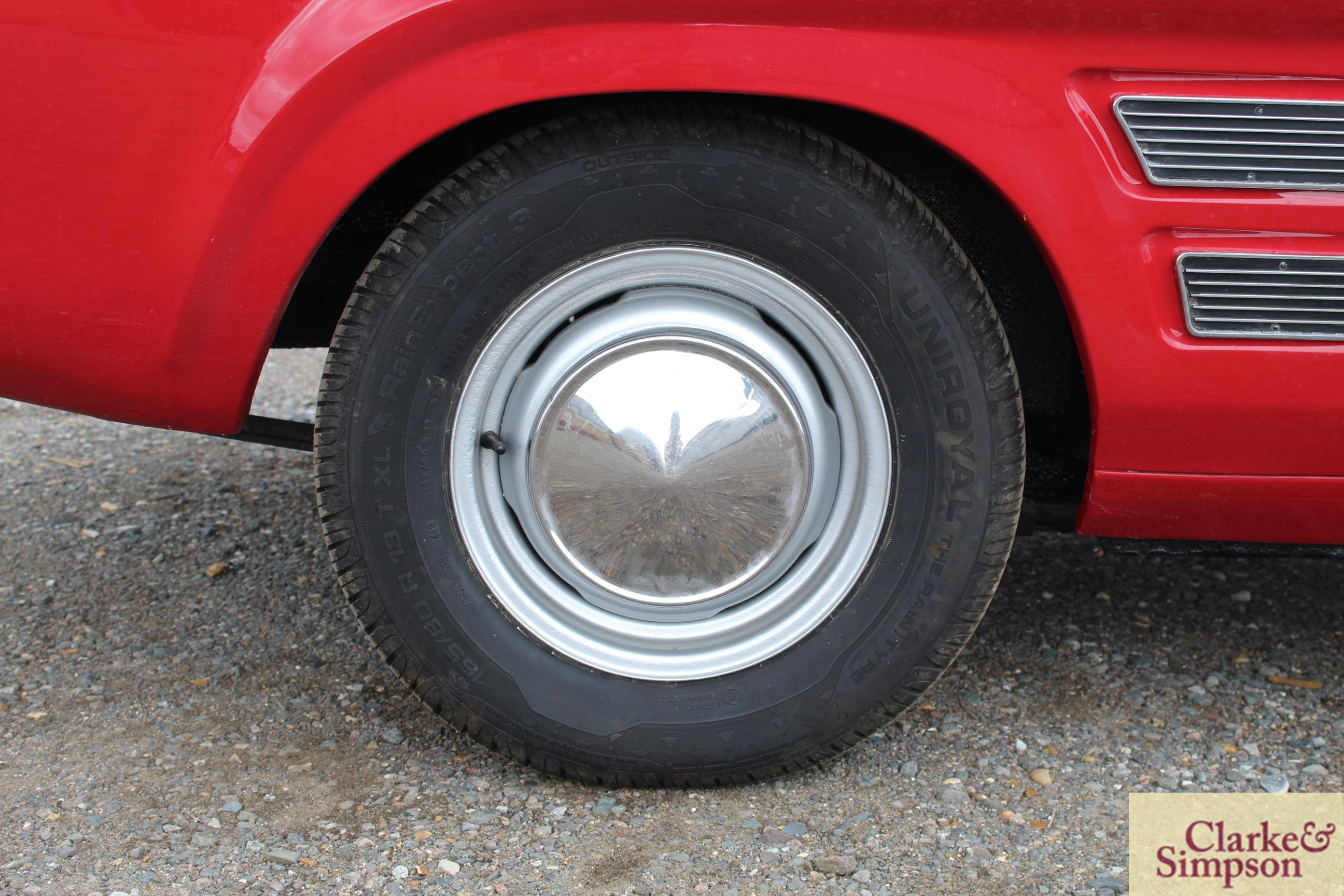 Ford Capri MK1 1300. Registration XBJ 188G. Date o - Image 19 of 65