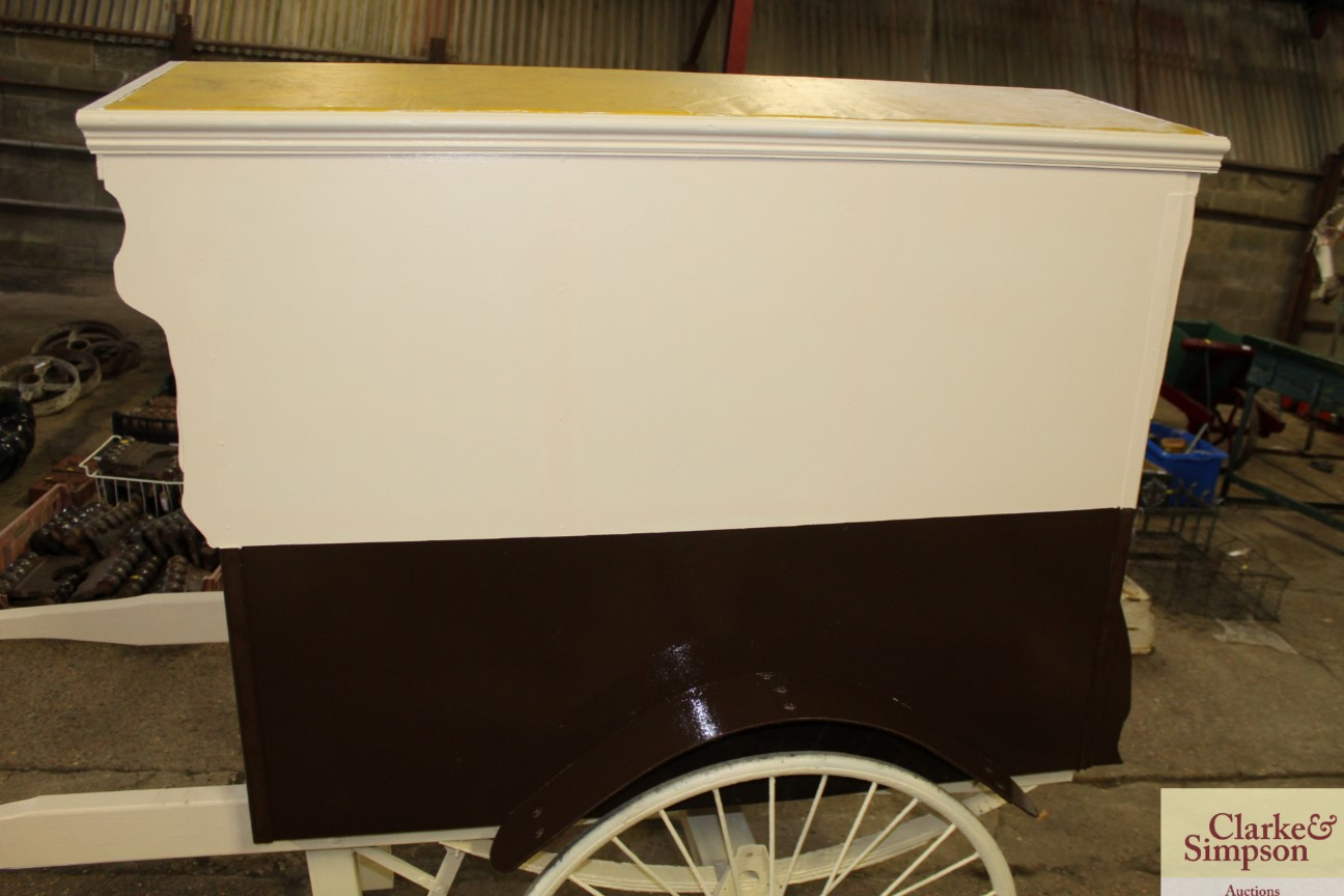 A bakers hand cart - Image 13 of 13