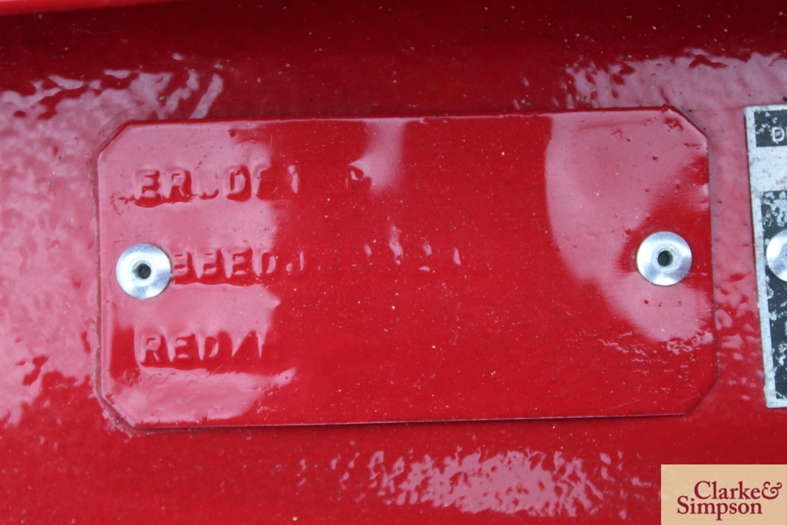 Ford Capri MK1 1300. Registration XBJ 188G. Date o - Image 42 of 65