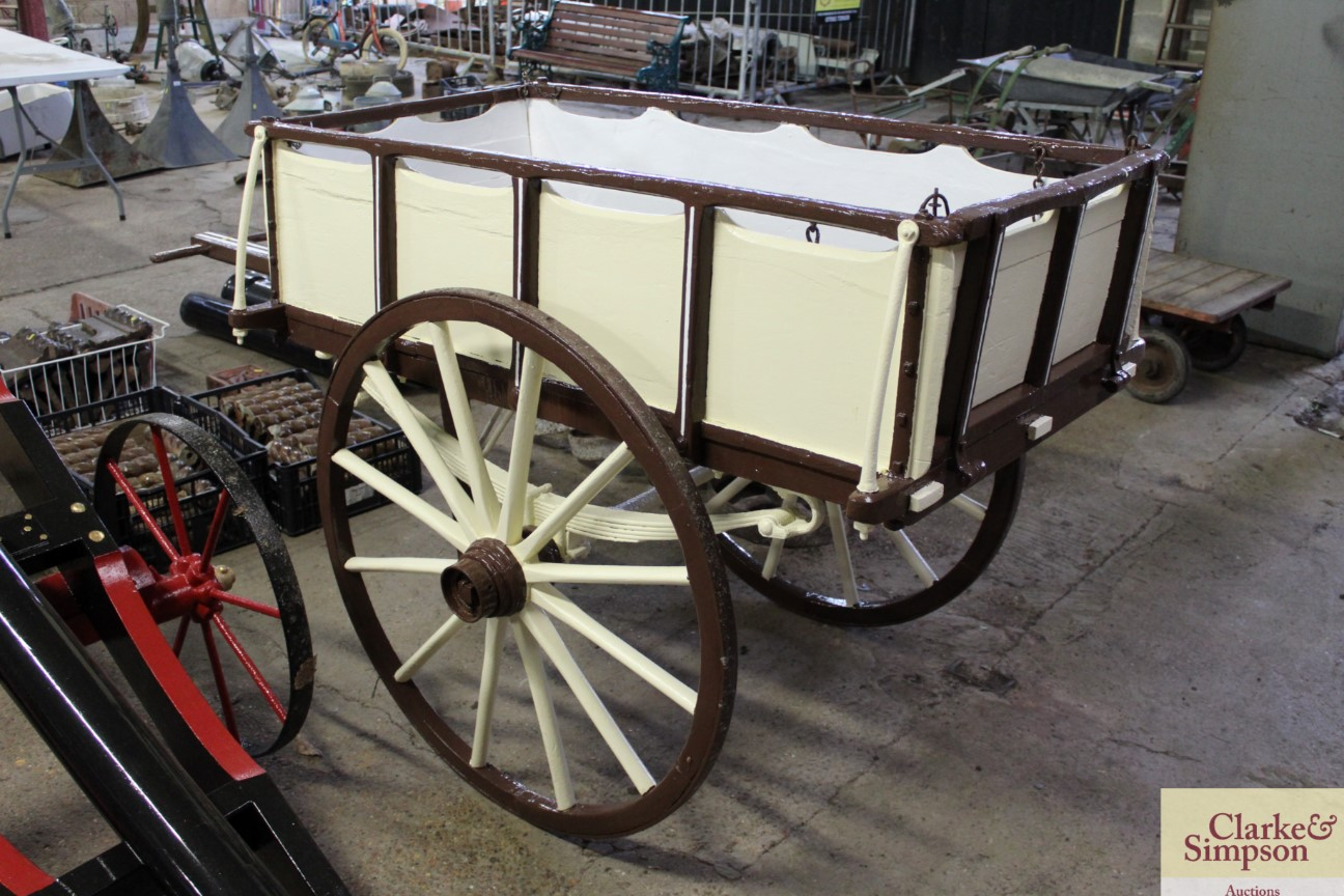 A builders hand cart - Image 3 of 12