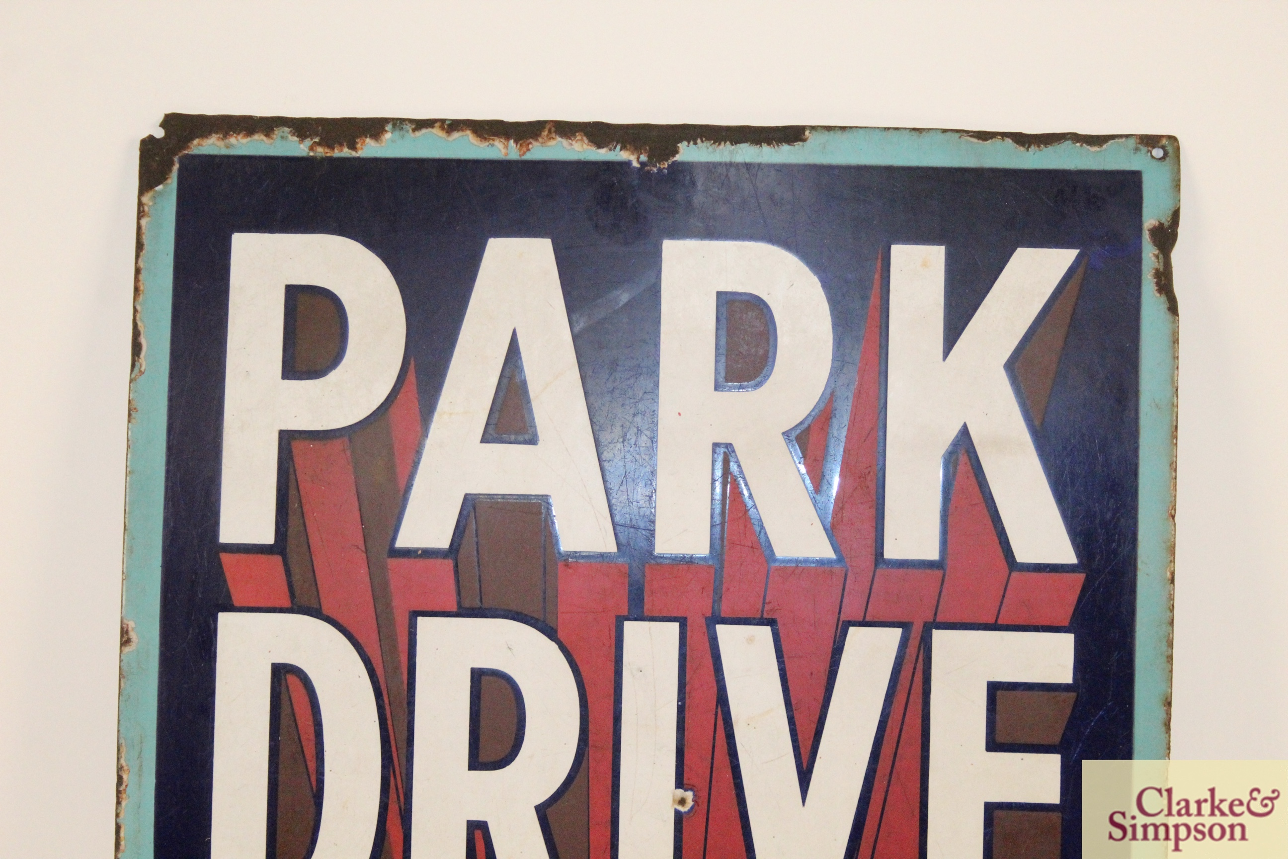 """A """"Park Drive For Pleasure"""" plain and cork tipped - Image 2 of 8"""