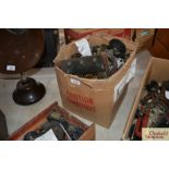 Various transformers, tuners and coils