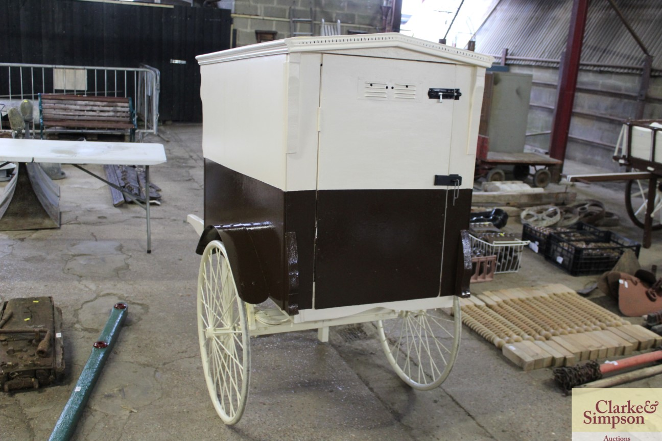 A bakers hand cart - Image 3 of 13