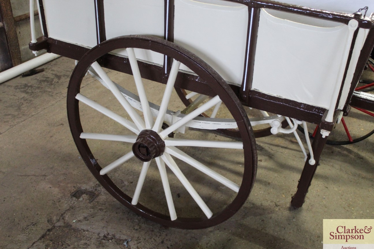 A builders hand cart - Image 8 of 12