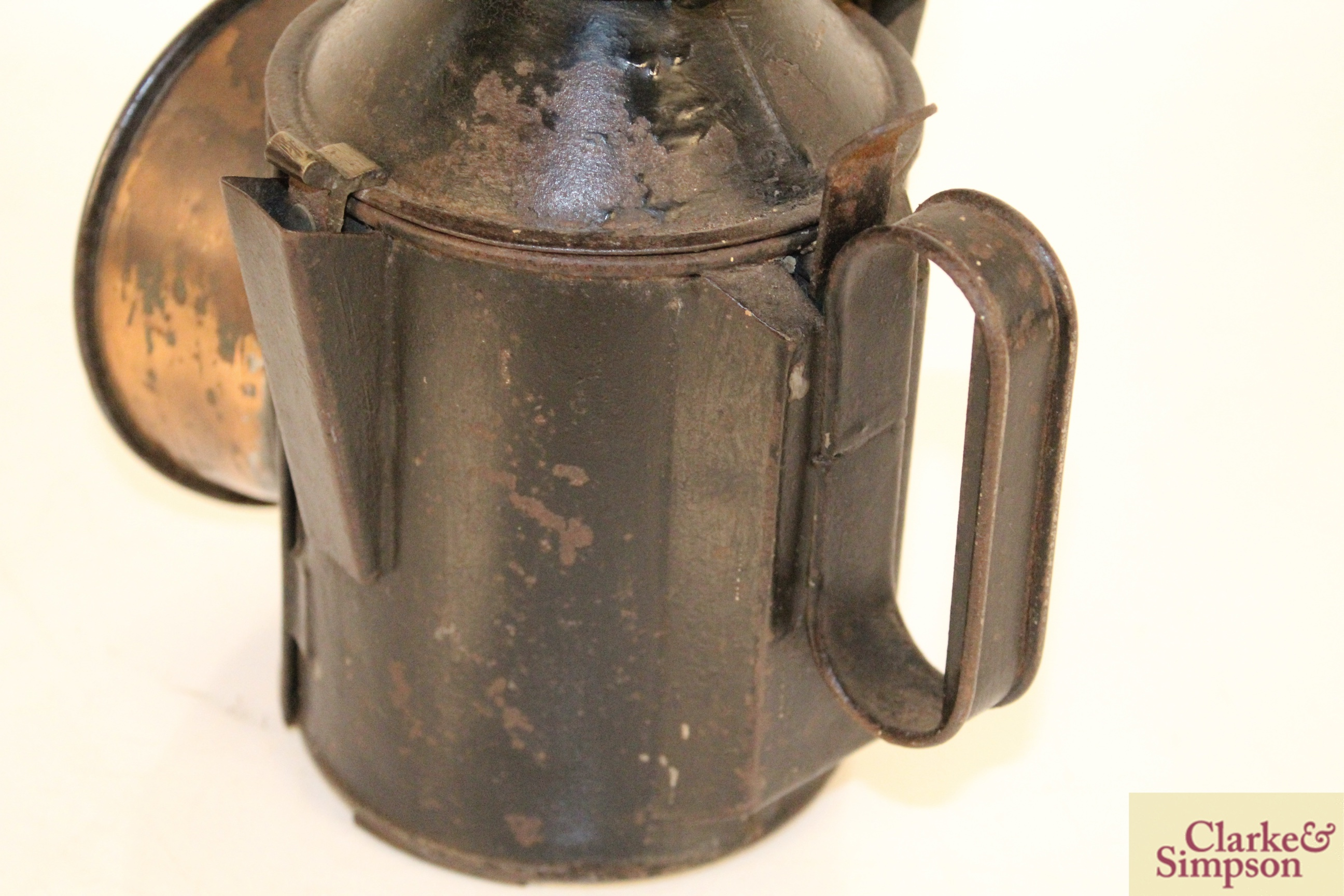 A railway lamp - Image 5 of 6