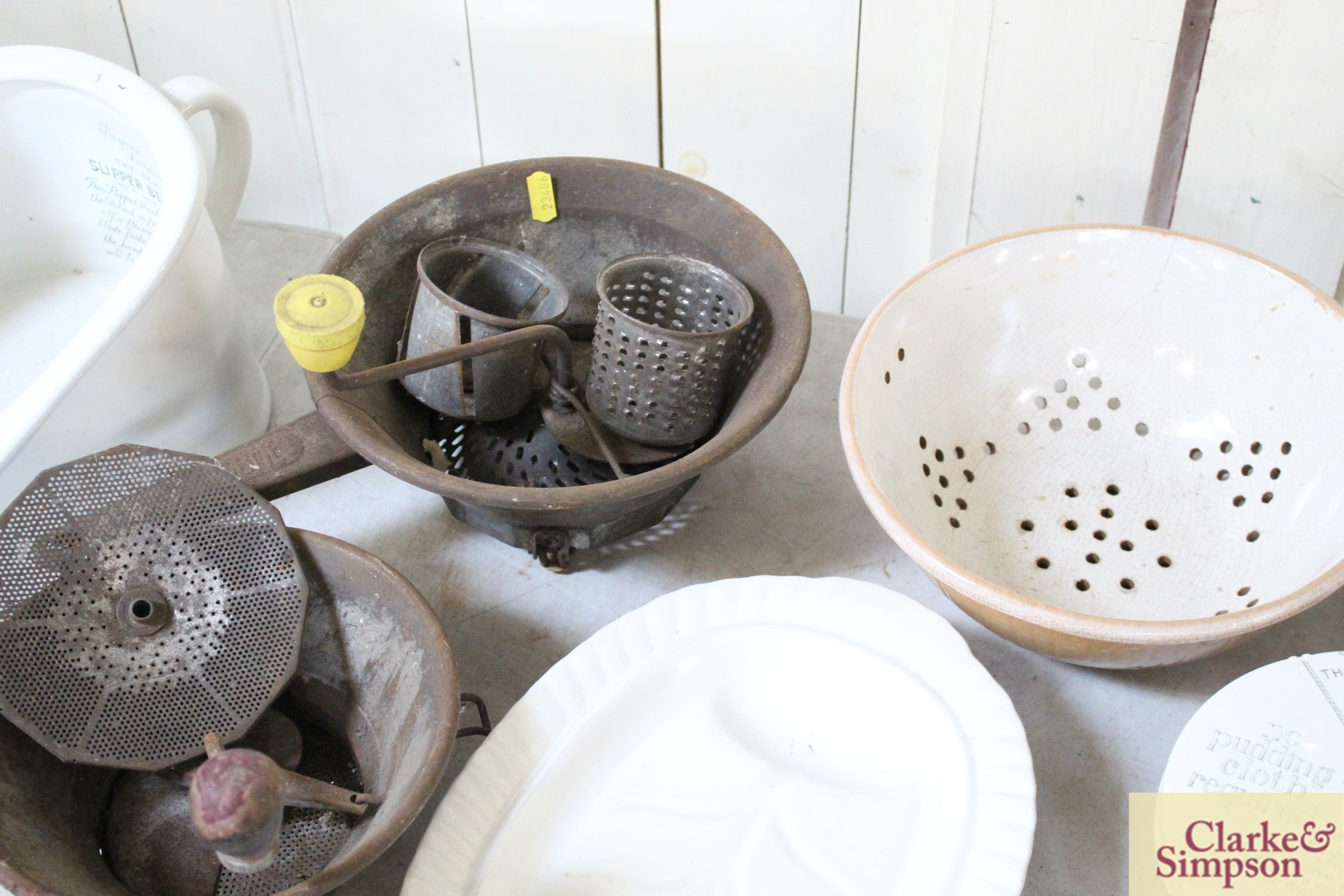 A quantity of various kitchenalia including a quic - Image 3 of 5