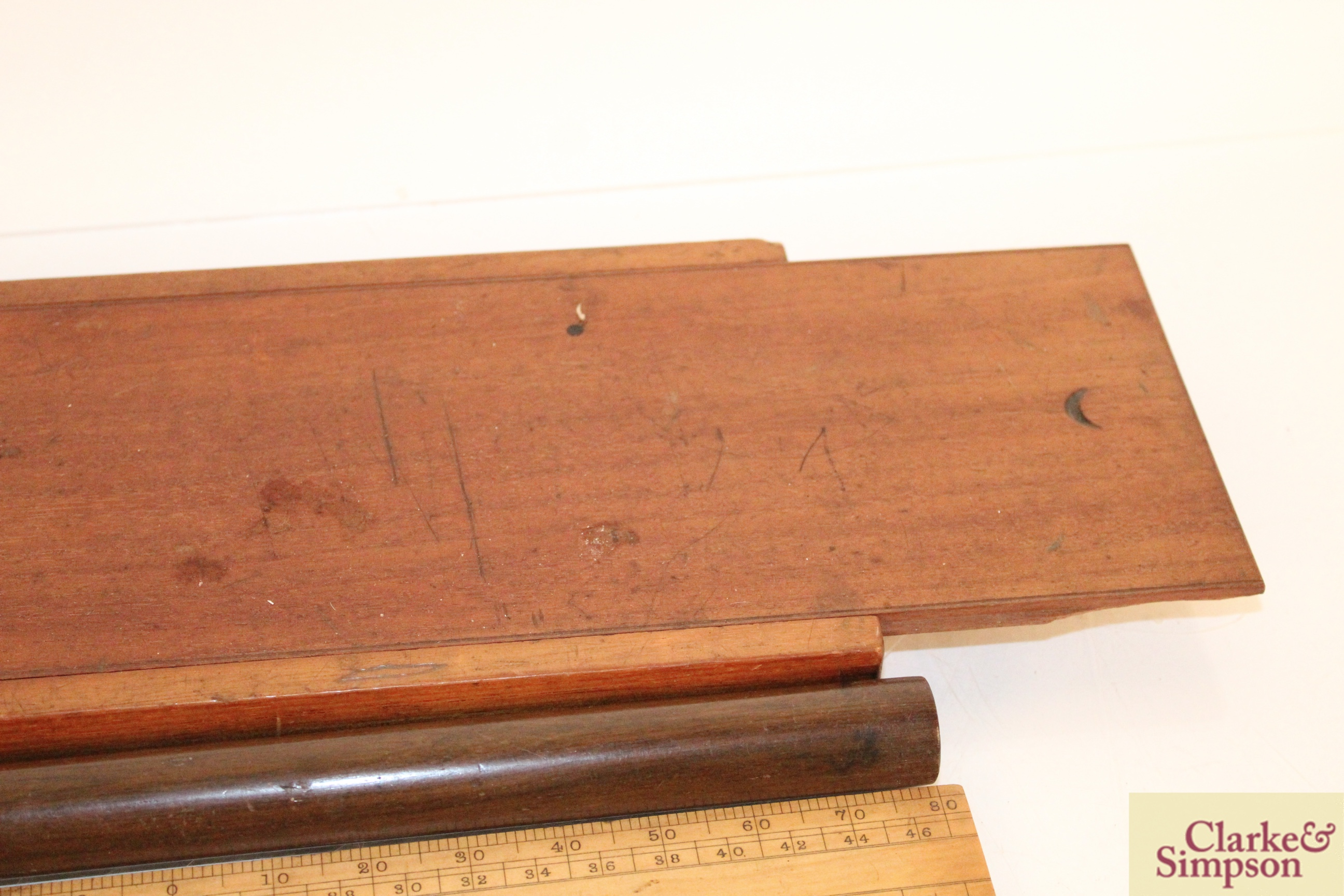 A quantity of various boxwood and other rules, inc - Image 11 of 11