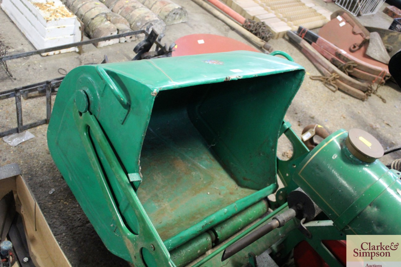 A Ransomes cylinder ride-on mower - Image 11 of 12