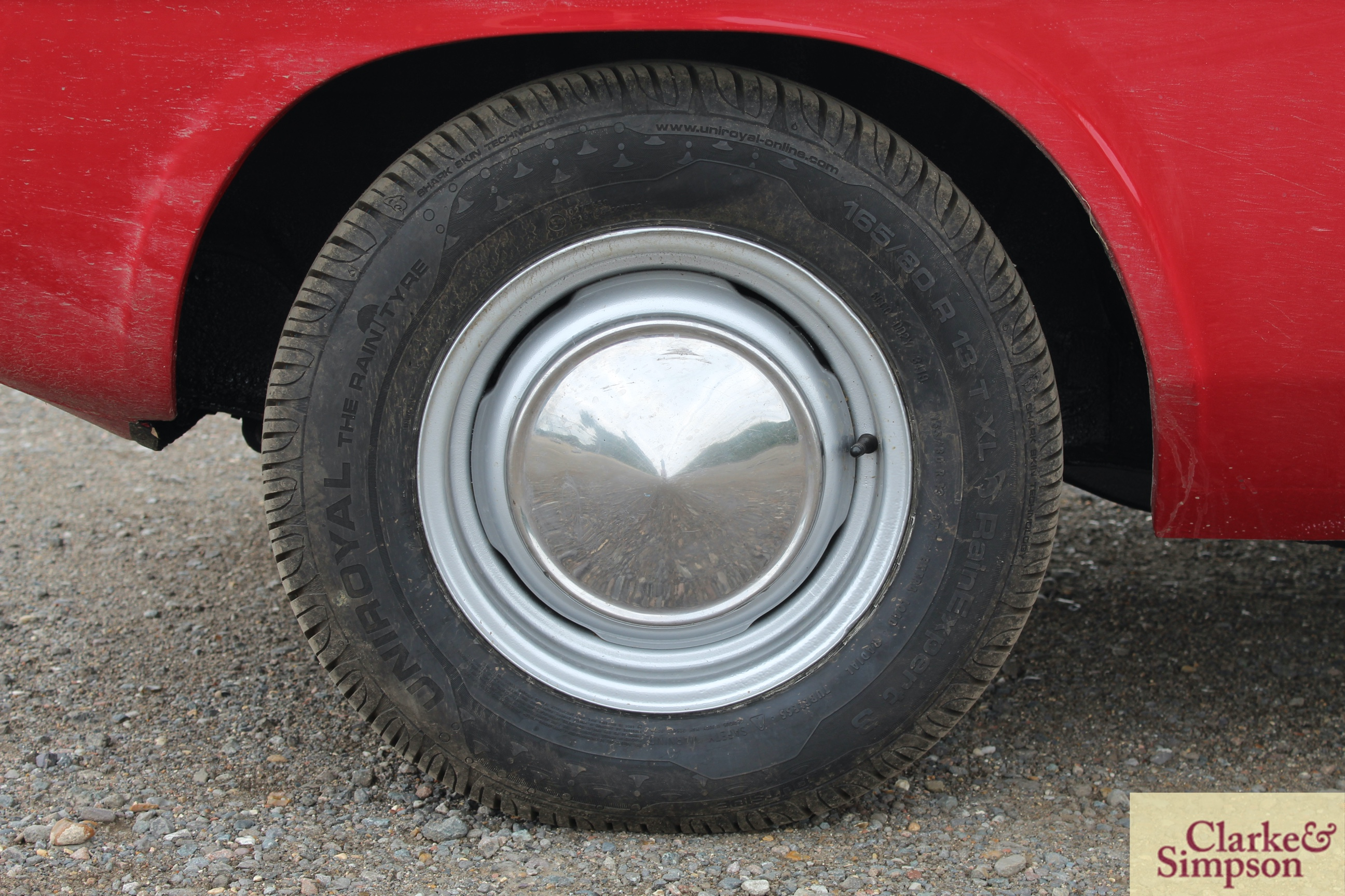 Ford Capri MK1 1300. Registration XBJ 188G. Date o - Image 32 of 65