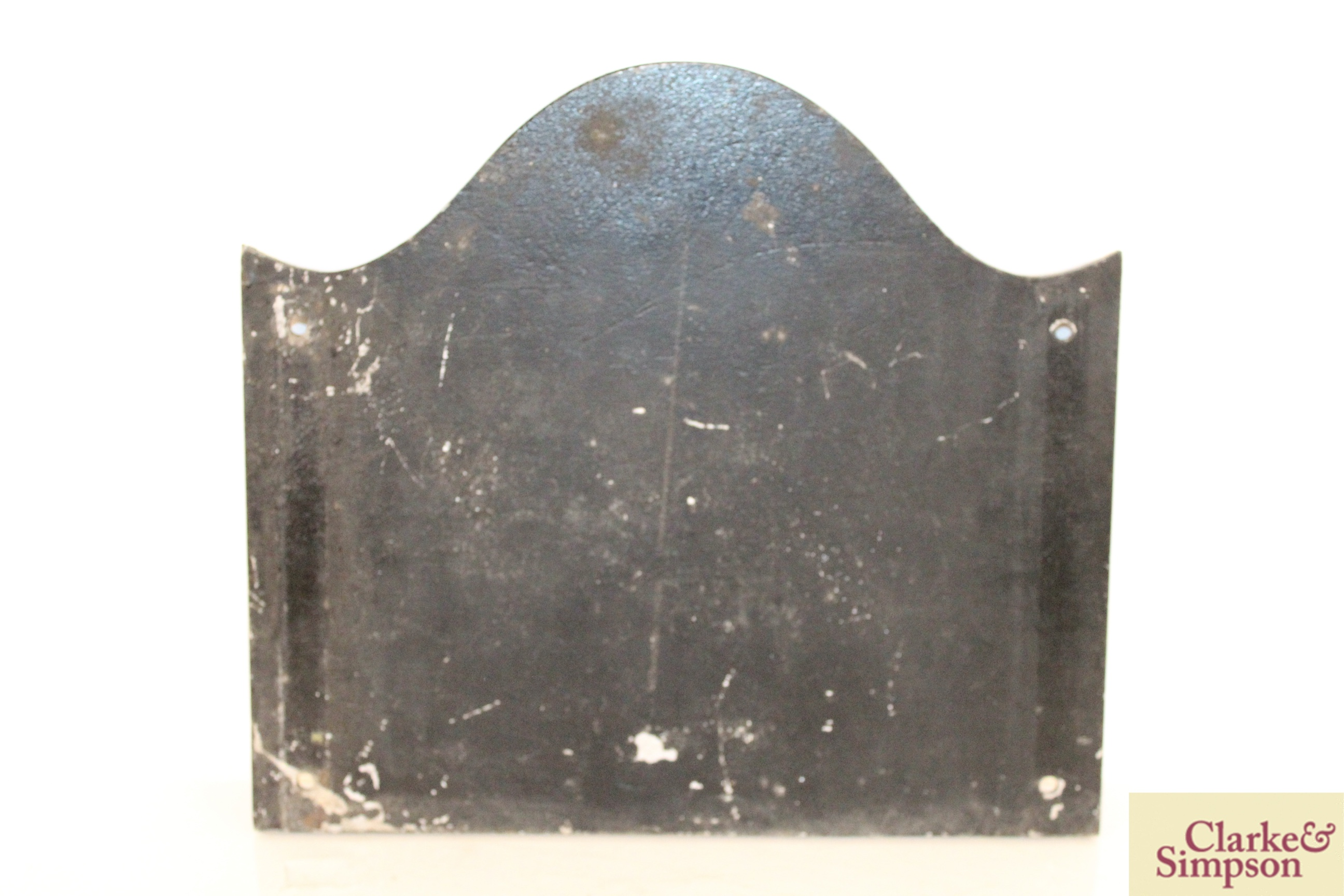 """A cast iron """"Golf Club"""" sign, approx. 15½"""" x 17"""" i - Image 6 of 10"""