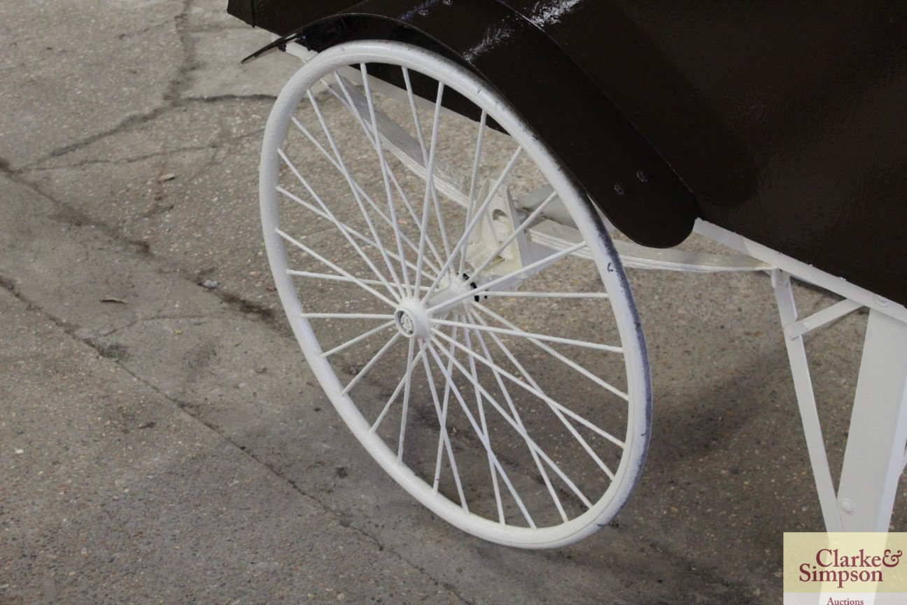 A bakers hand cart - Image 7 of 13