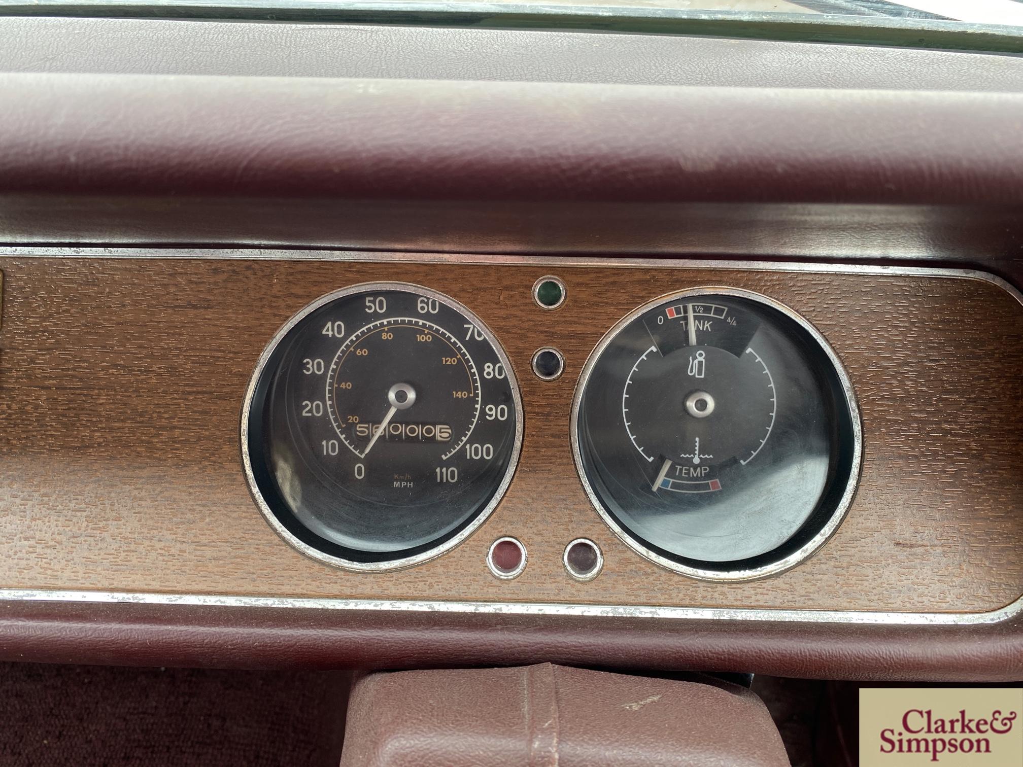 Ford Capri MK1 1300. Registration XBJ 188G. Date o - Image 53 of 65