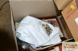 Various items of uniform etc. relating to G.Paris