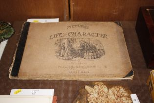 A volume of Pictures of Life and Character by John